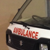AATH little ambulance