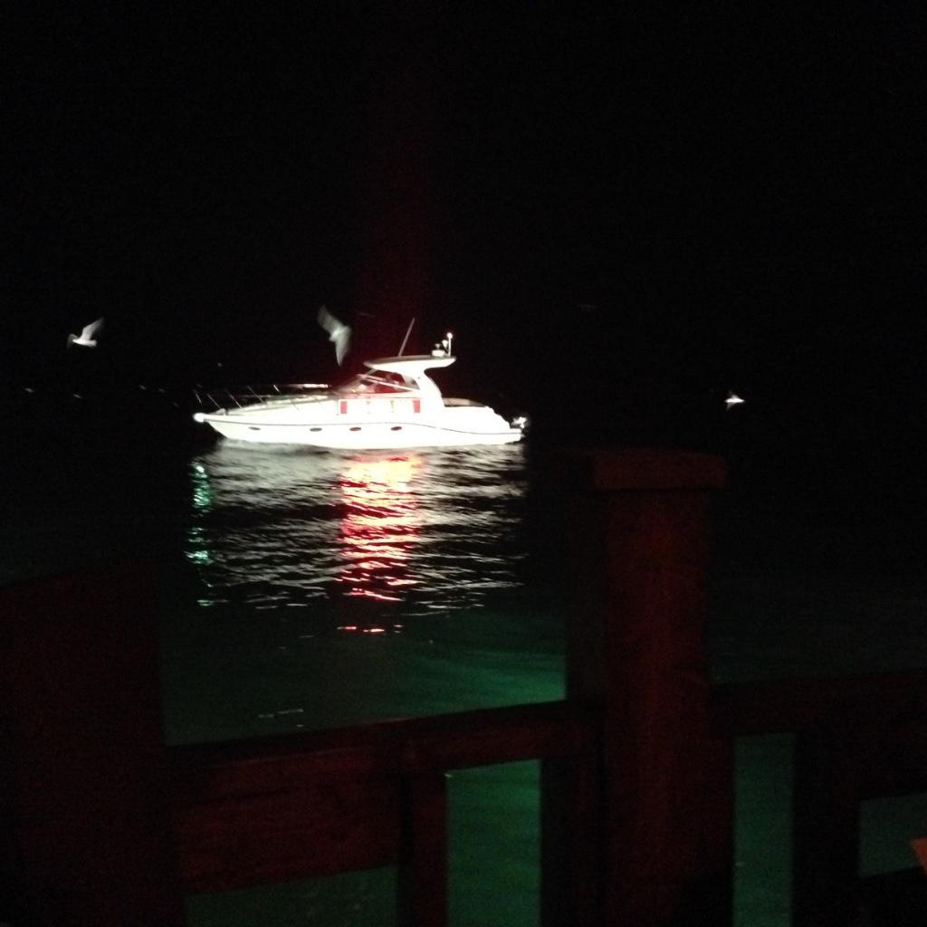 BB boat