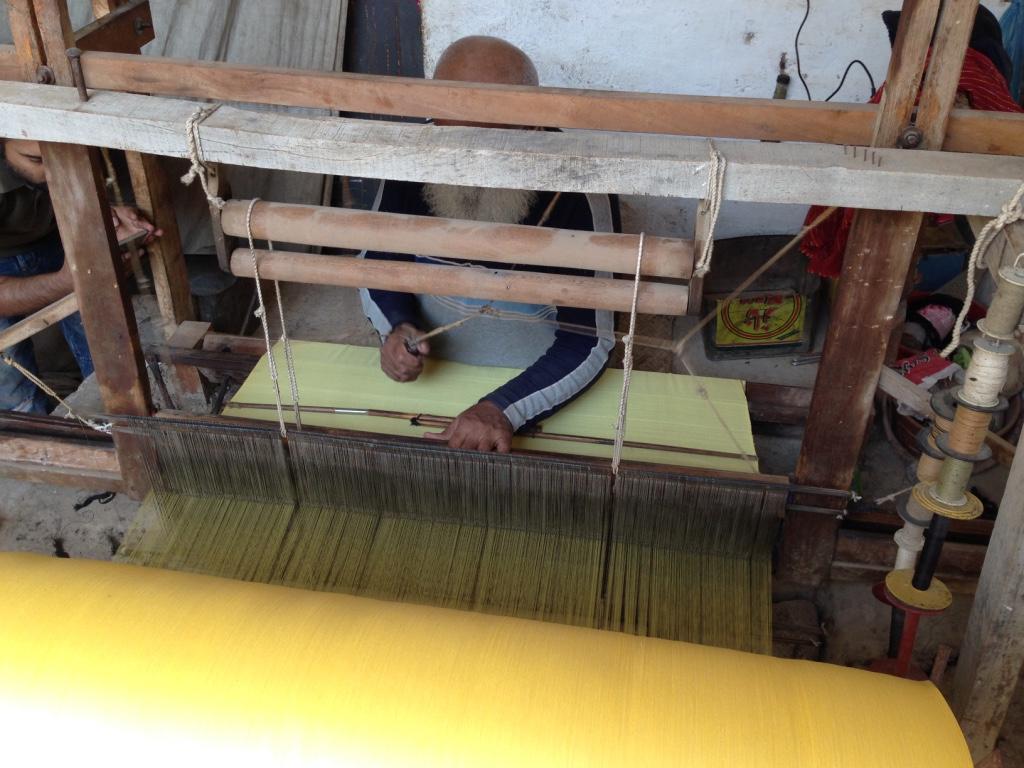 FF hand weaver